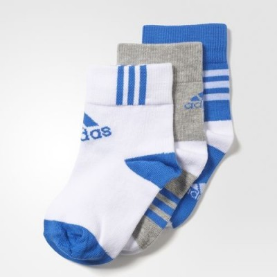 Comprar Pack 3 Calcetines Adidas Linear