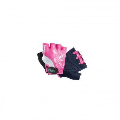 GUANTES CICLISMO LADY ROSA