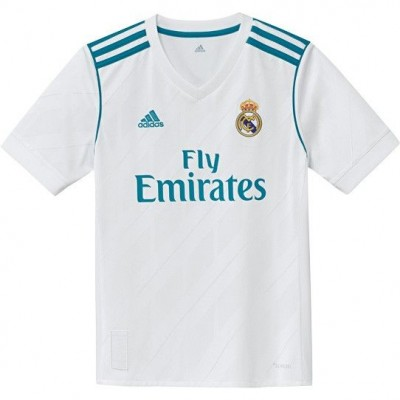 Camiseta Real Madrid CF JR