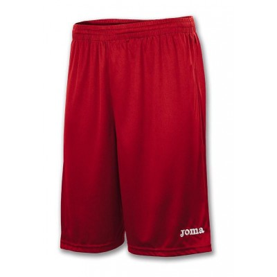 SHORT BASKET ROJO