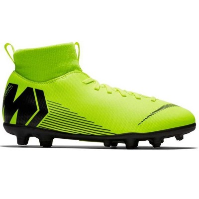 Bota Futbol Nike Superfly 6 Club FG/MG JR