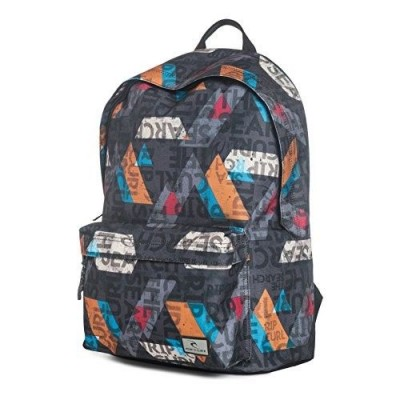GEO PARTY DOUBLE DOME MOCHILA NEGRO