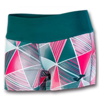 SHORT ESTAMPADO GRAFITY VERDE