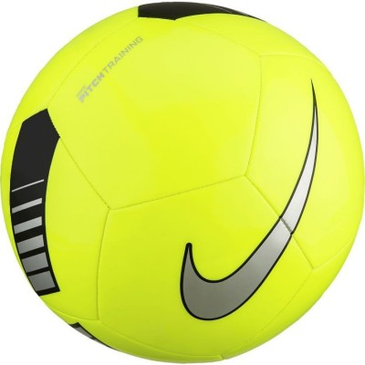 PITCH TRAINING BALON AMARILLO-GRIS