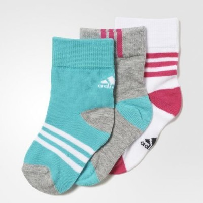 Pack 3 Calcetines Adidas Ankle