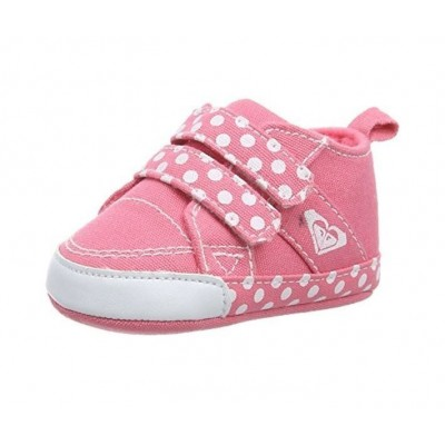BABY SHOES ROXY CANVAS SNEAKER ROSA