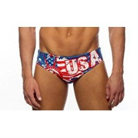 SWIMSUIT WP.HOMBRE USA VINTAGE MAP 2013