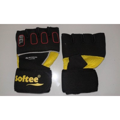 PAR DE GUANTES FITNESS SOFTEE GEL