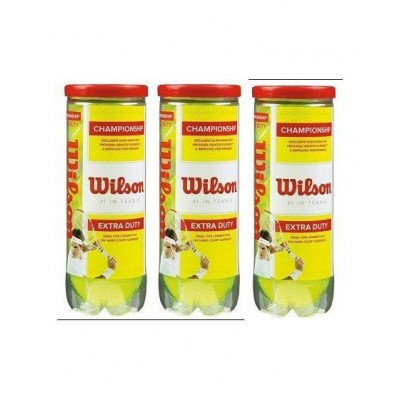 Pack 3 Botes Wilson Champioship Extra Duty