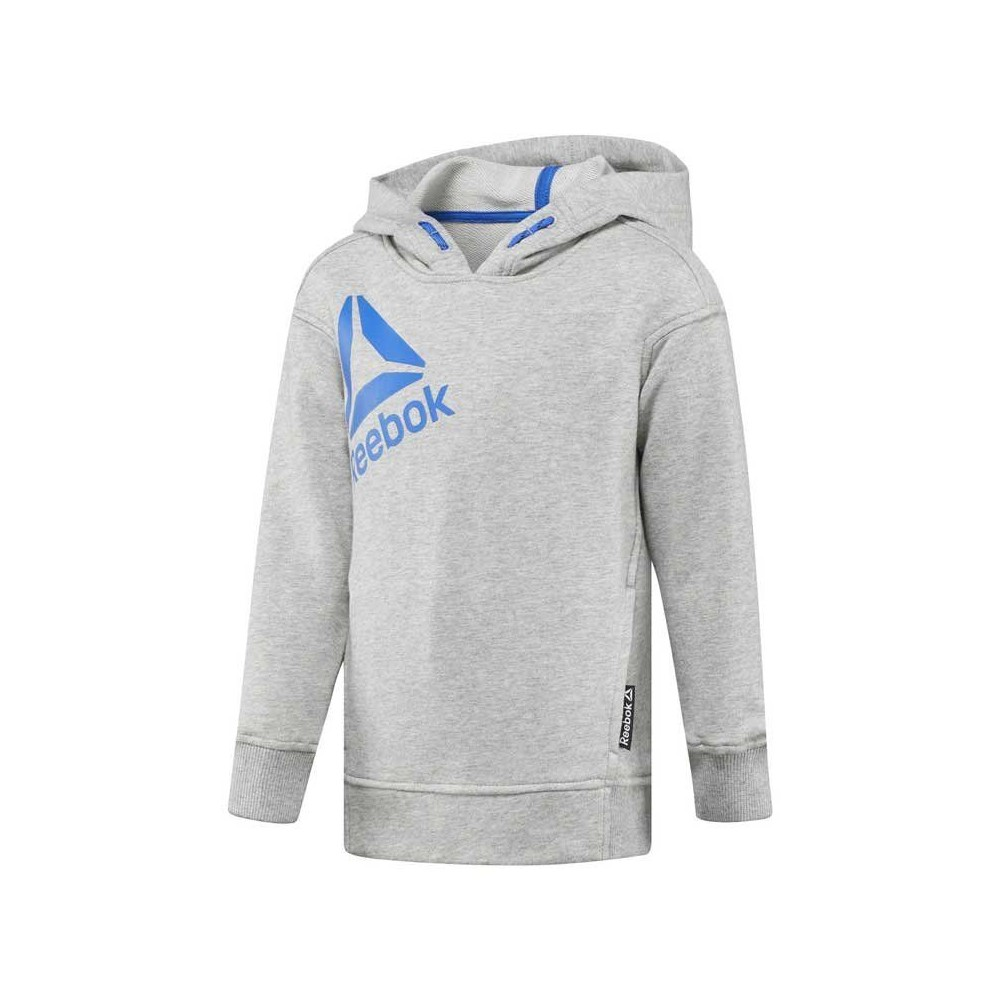 Sudadera Nino Reebok Boys Essentials JR