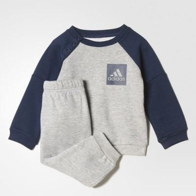 I SP FLEECE JOG CHANDAL BEBE - Adidas