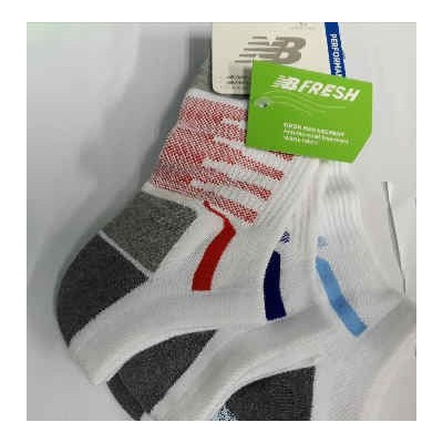 Pack 3 Pares Calcetines New Balance