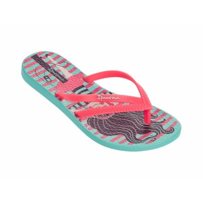 IPANEMA BOSSA PRINT KIDS CHANCLA