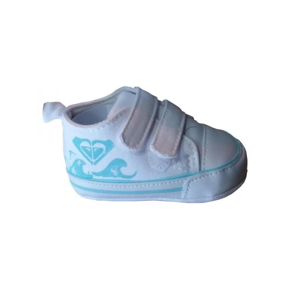 BABY SHOES ROXY CANVAS SNEAKER BLANCO