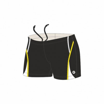 SHORTY PISCINA 3921642 NEGRO