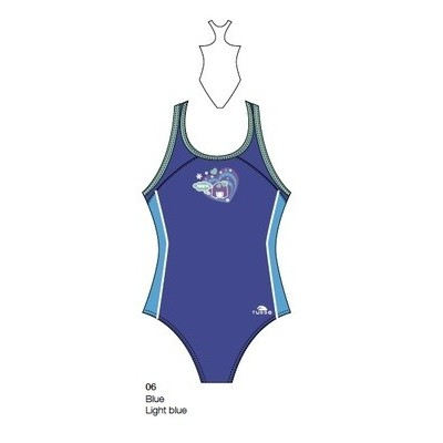 SWIMSUIT NATAC. GIRL OLIMPIC PBT