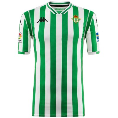 KOMBAT REPLICA HOME BETIS JR 18/19 CAMIS
