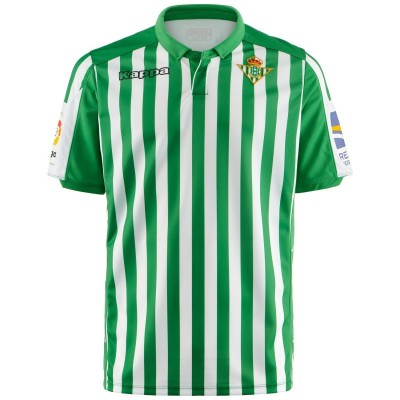 BETIS HOME OFFICIAL JERSEY 19/20
