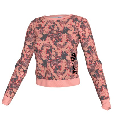 SUDADERA ESTAMPADA WOMAN