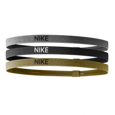 NIKE METALLIC HEADBANDS 3PK 2.0 CINTA PE