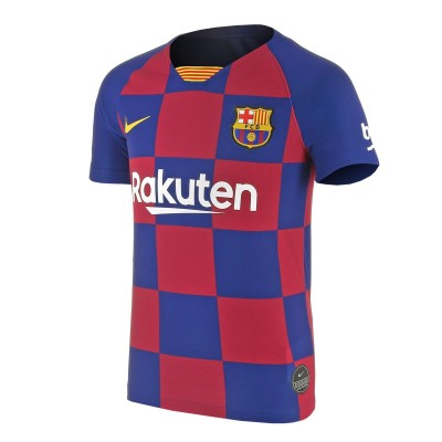 FCB DRI-FIT BREATHE JSY JR 19/20