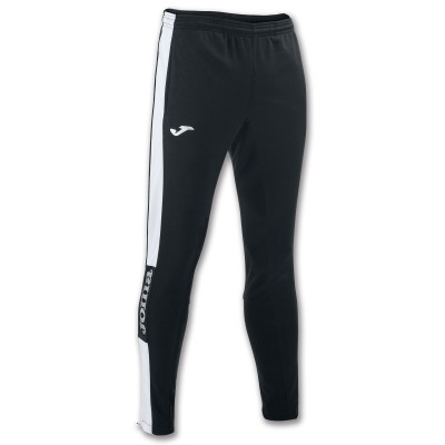 PANTALON LARGO CHAMPION IV JR NEGRO/BLAN