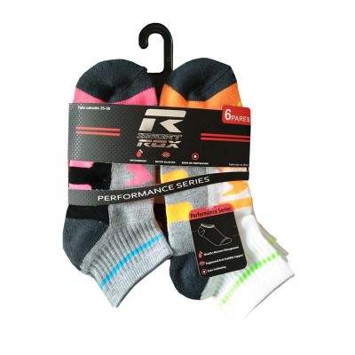 PACK 6 PARES CALCETINES ROX R-SIROCO