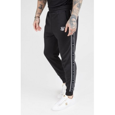FITTED PANEL TRACK PANTS