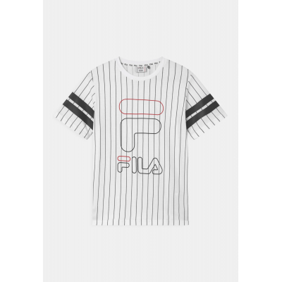 REENS BOYS JUNIAS STRIPED SPORTY TEE