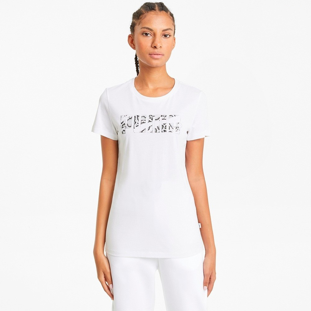 REBEL GRAPHIC TEE W