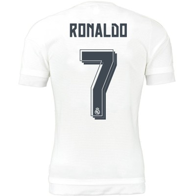 Estampacion Oficial Real Madrid CF 2015-2016