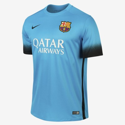 Camiseta FC Barcelona 2015-16 Junior