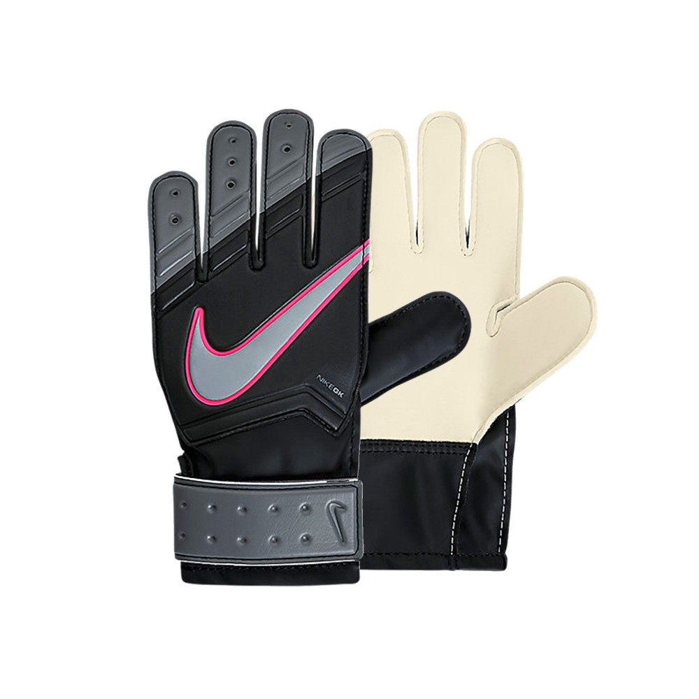 GK JR MATCH GUANTES NEGRO