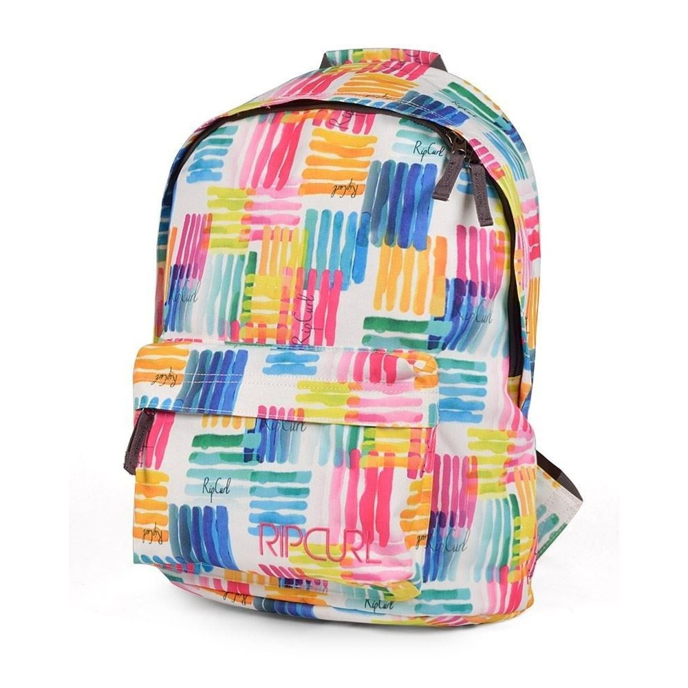 WATERCOL DOME MOCHILA BLANCA